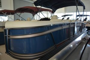 New Sanpan SP2500ELSP2500EL Pontoon Boat For Sale