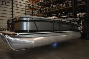 New Sanpan SP2200ULSP2200UL Pontoon Boat For Sale