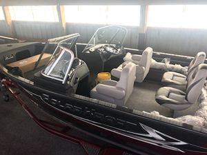 New Polar Kraft Frontier 189 WT Sports Fishing Boat For Sale