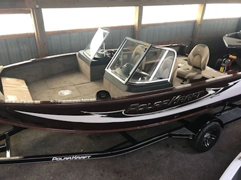 New Polar Kraft Frontier 179 WT Sports Fishing Boat For Sale