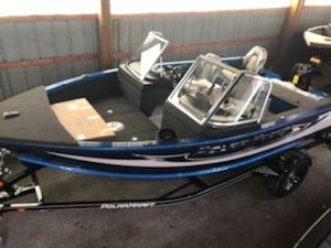 New Polar Kraft Frontier 166 WT Sports Fishing Boat For Sale
