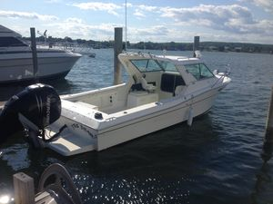 Used Sportcraft 252 Sports Fishing Boat For Sale