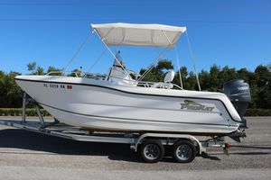 Used Prokat 2000 CC2000 CC Center Console Fishing Boat For Sale