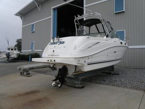 Used Sea Ray 270 Amberjack Express Cruiser Boat For Sale