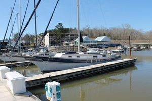 Used Gozzard 36 Cutter Sailboat For Sale