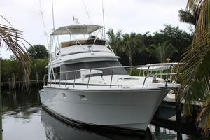 Used Hi-Star 48 Convertible Fishing Boat For Sale