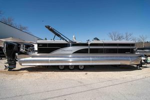 New Manitou 25 Encore RF SHP Twin Pontoon Boat For Sale