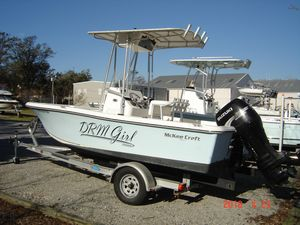 Used Mckee Craft 196 CC Center Console Fishing Boat For Sale