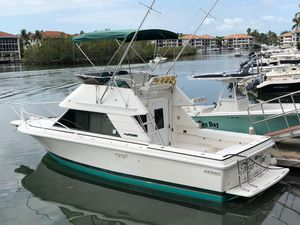 Used Phoenix SFX Sports Fishing Boat For Sale