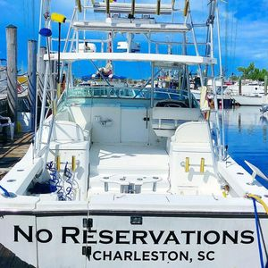 Used Luhrs 36SX Open Motor Yacht For Sale