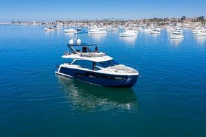 Used Absolute 58 Fly Flybridge Boat For Sale