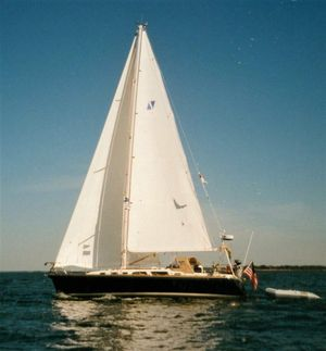 Used Sabre 402 Cruiser Sailboat For Sale