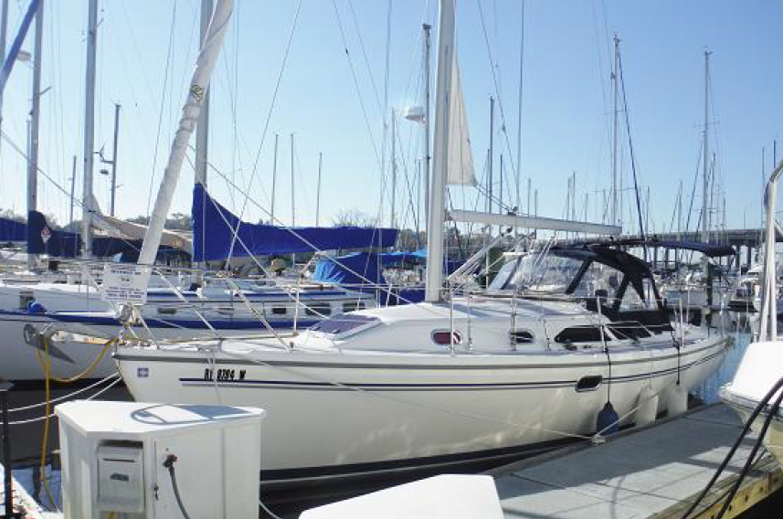 2005 Used Catalina 310 Cruiser Sailboat For Sale - $59,900