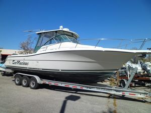 Used Pursuit 3070 Offshore Center Console Cruiser Boat For Sale