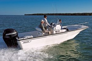 Used Boston Whaler 190 Montauk Center Console Fishing Boat For Sale
