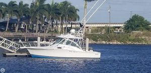 Used Luhrs 320 Tournament Open Sports Fishing Boat For Sale
