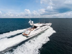 Used Leopard 46M Mega Yacht For Sale