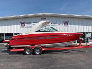 Used Monterey 254 FSX254 FSX Bowrider Boat For Sale