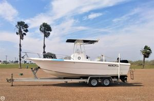 Used Sea Fox 237 CC Center Console Fishing Boat For Sale