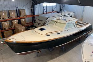 Used Hinckley Picnic Boat Classic High Performance Boat For Sale