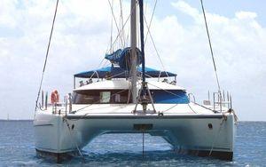 Used Fountaine Pajot Bahia 46 Multi-Hull Sailboat For Sale
