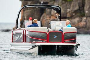 Used Premier 270 S-Series RF270 S-Series RF Pontoon Boat For Sale