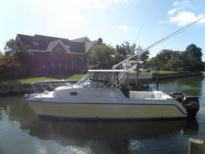 Used Glacier Bay 2670 Isle Runner Power Catamaran Boat For Sale