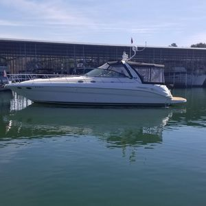 Used Sea Ray 410 Express Cruiser Motor Yacht For Sale