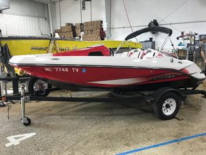 Used Scarab 165 HO165 HO Jet Boat For Sale