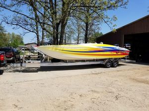 Used Skater 308 Skater High Performance Boat For Sale
