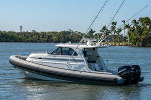 Used San Juan Ribcraft 32- Seakeeper 2 Gyro Tender Boat For Sale