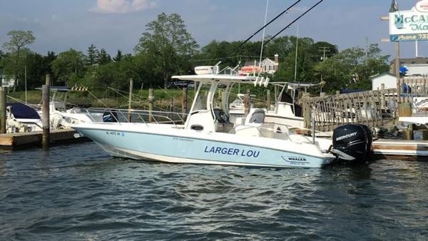 Used Boston Whaler 270 Dauntless270 Dauntless Center Console Fishing Boat For Sale