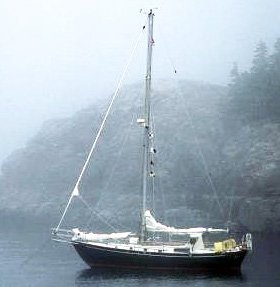 Used Kaiser 34 Gale Force Cutter Sailboat For Sale
