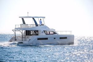 New Leopard 43 PC43 PC Power Catamaran Boat For Sale