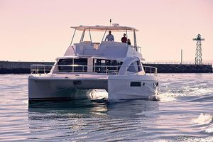 New Leopard 51 PC51 PC Power Catamaran Boat For Sale