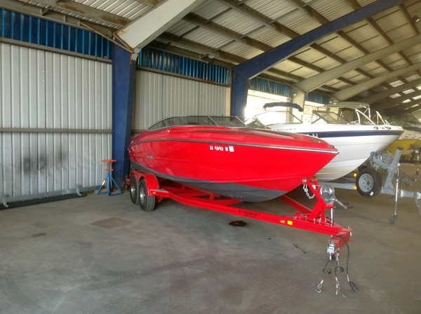 Used Stingray 225 SX 11618 Cuddy Cabin Boat For Sale