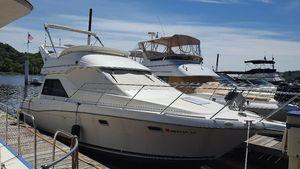 Used Bayliner 3258 Command Bridge Flybridge Boat For Sale