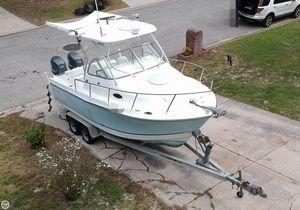 Used Polar 2300 WA Walkaround Fishing Boat For Sale