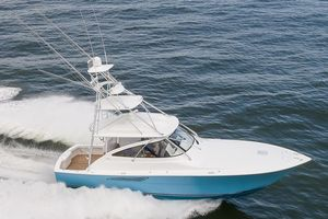 New Viking 44 Open Convertible Fishing Boat For Sale