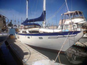 Used Hardin Cruiser Sailboat For Sale