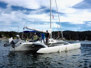 Used Farrier F9-A Cruiser Sailboat For Sale