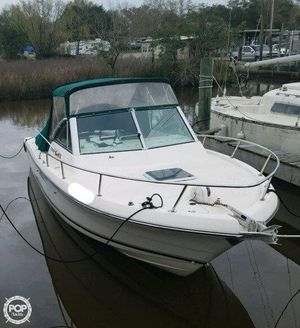 Used Pursuit 2460 Denali Walkaround Fishing Boat For Sale