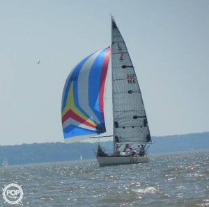 Used J Boats 29 Racer and Cruiser Sailboat For Sale