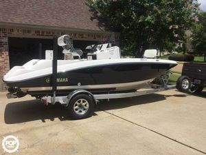 Used Yamaha 190FSH Deluxe Center Console Fishing Boat For Sale