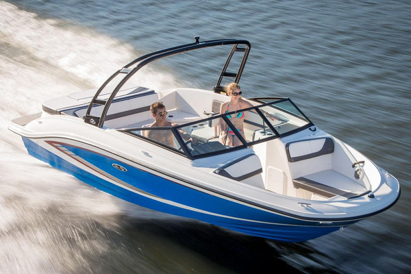 New Sea Ray 21 SPX 11479 Bowrider Boat For Sale