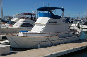 Used Island Gypsy 30' Sedan Trawler Boat For Sale
