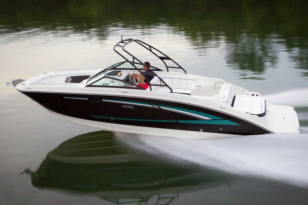 New Sea Ray 270 Sundeck 10727 Deck Boat For Sale
