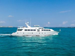 Used Broward Motor Yacht For Sale