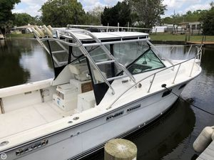 Used Tiara 2700 Open Walkaround Fishing Boat For Sale
