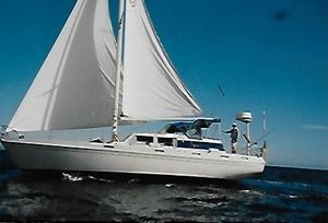 Used Columbia 45 Center Cockpit Sailboat For Sale